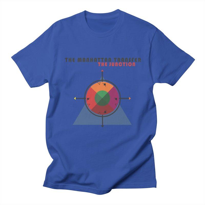 THE JUNCTION Women's Unisex T-Shirt by The Manhattan Transfer's Artist Shop