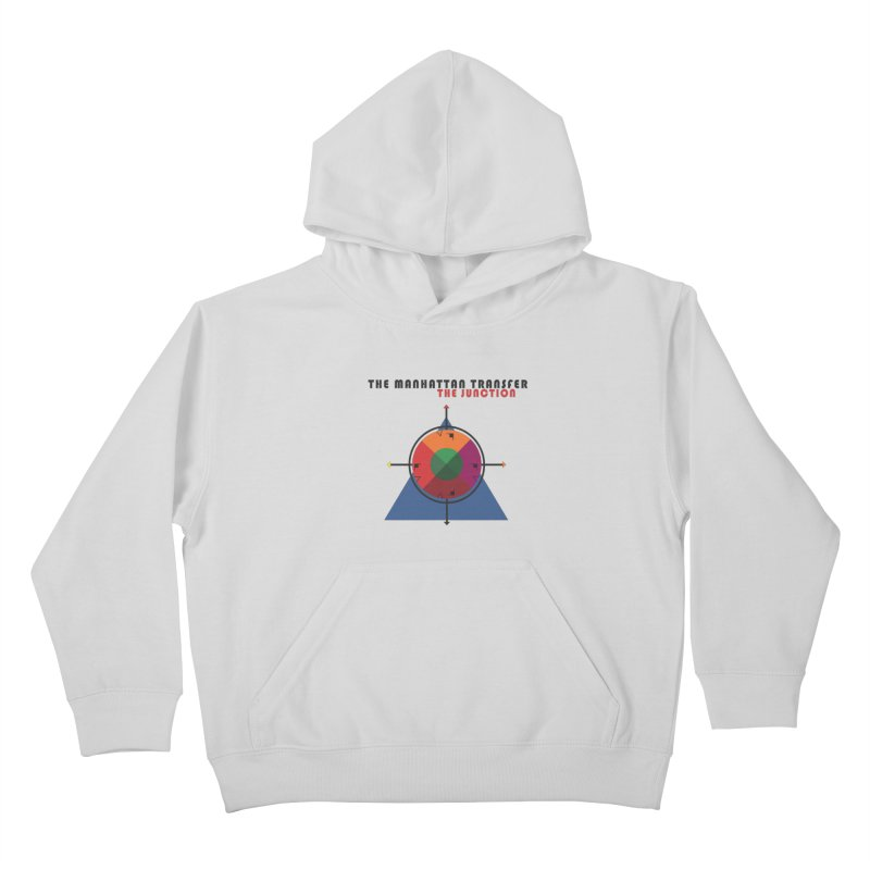 THE JUNCTION Kids Pullover Hoody by The Manhattan Transfer's Artist Shop