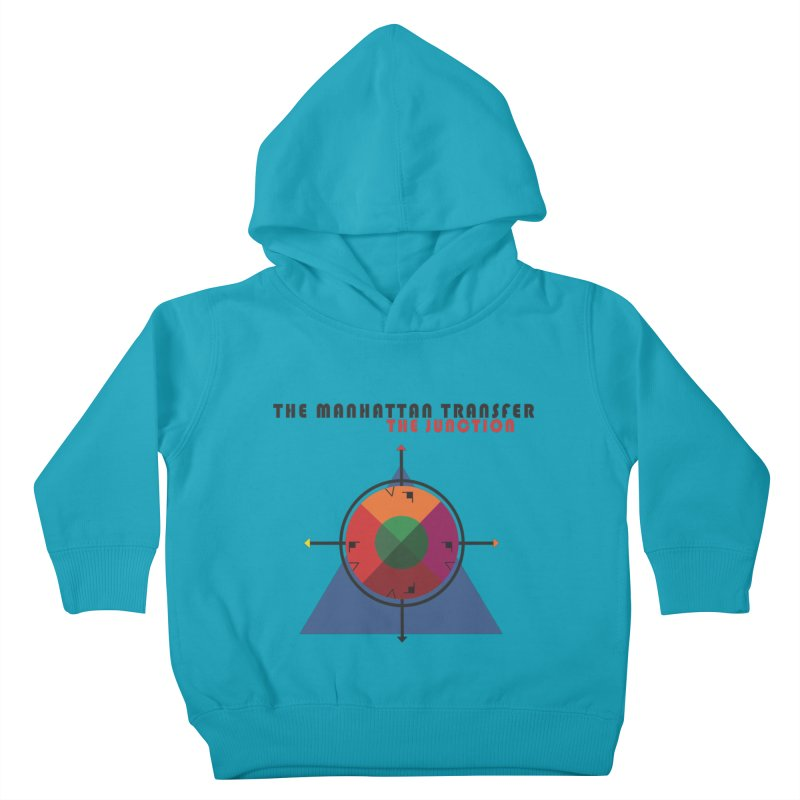 THE JUNCTION Kids Toddler Pullover Hoody by The Manhattan Transfer's Artist Shop