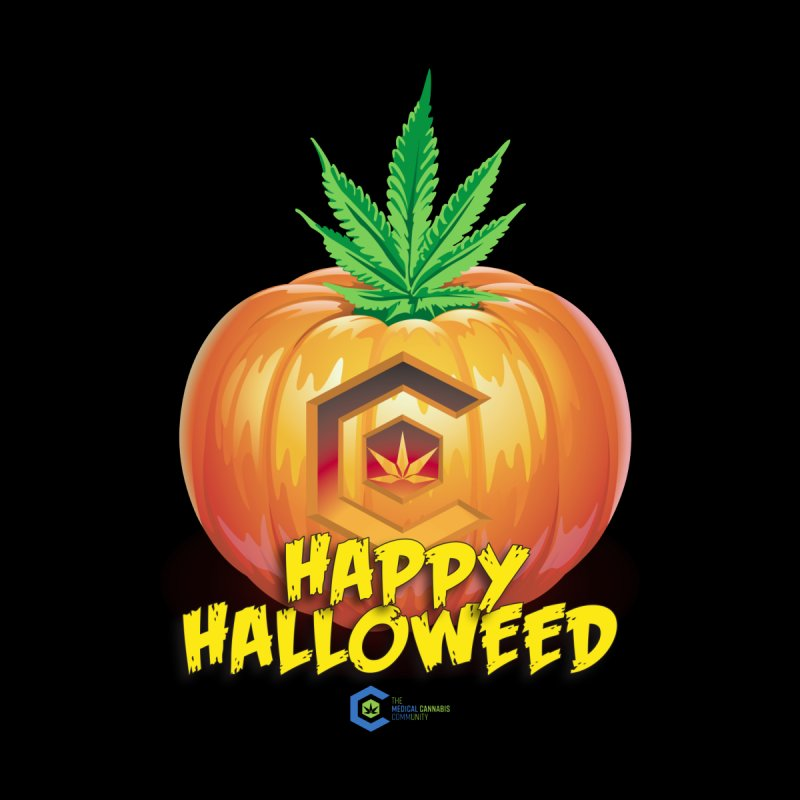 Happy Halloweed by The Medical Cannabis Community