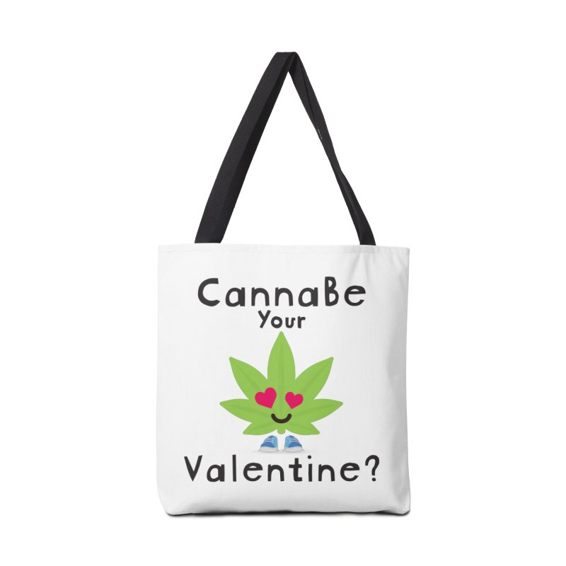 CannaBe Your Valentine? Accessories Bag by The Medical Cannabis Community