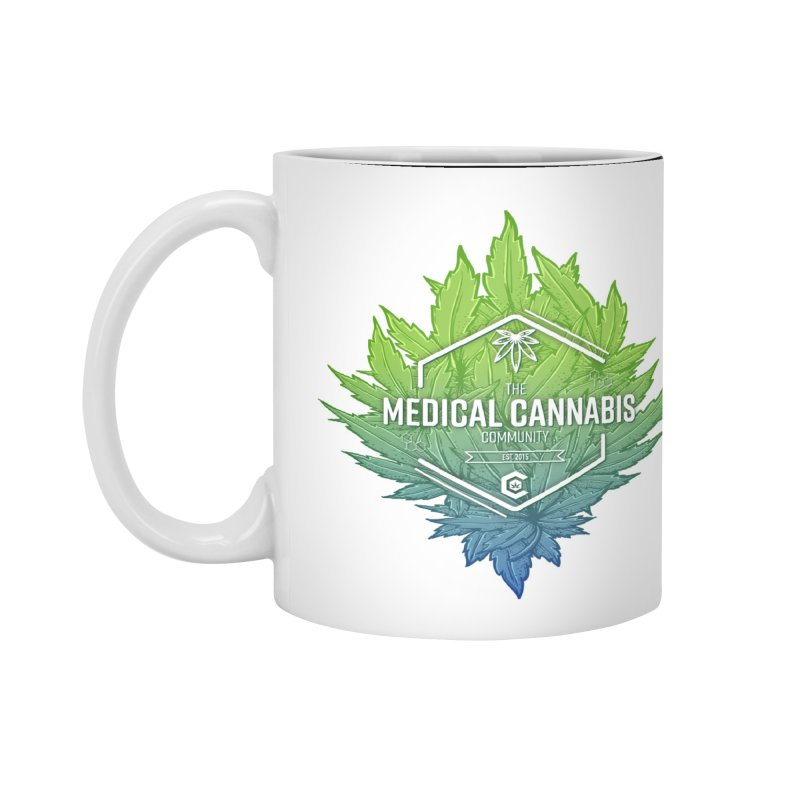 The Medical Cannabis Community Icon Accessories Standard Mug by The Medical Cannabis Community