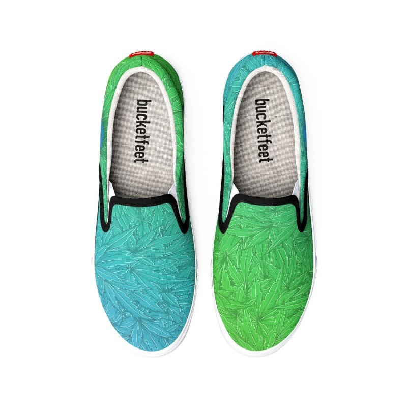 The Medical Cannabis Community Icon Women's Shoes by The Medical Cannabis Community
