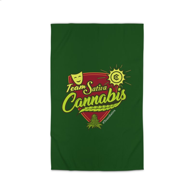 Team Sativa Home Rug by The Medical Cannabis Community