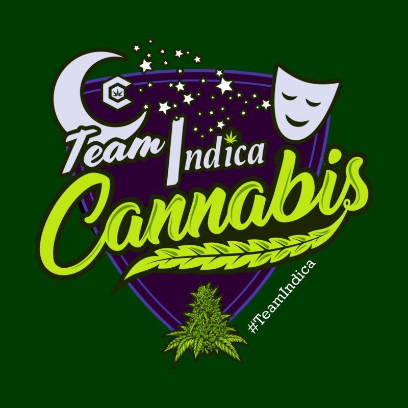 Team Indica   by The Medical Cannabis Community