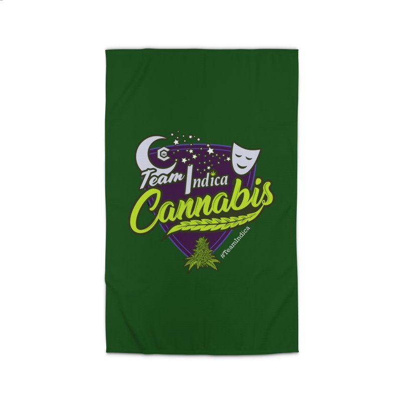 Team Indica Home Rug by The Medical Cannabis Community