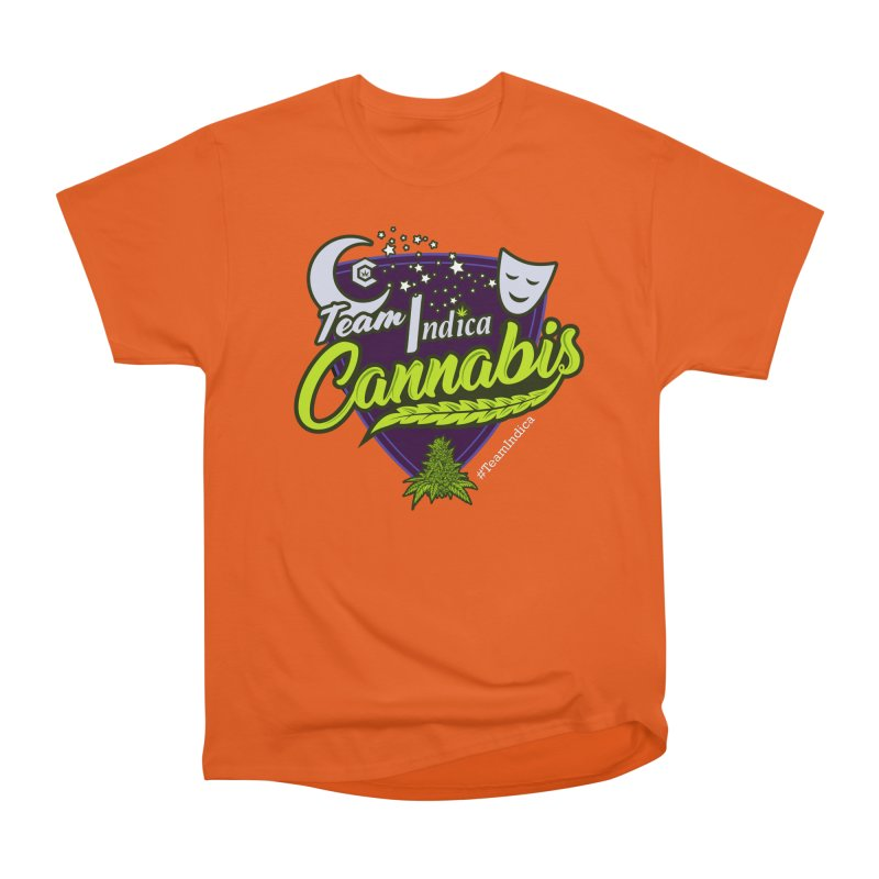 Team Indica Women's T-Shirt by The Medical Cannabis Community