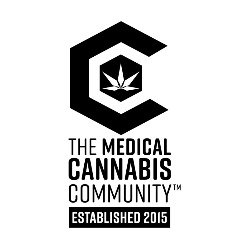The Medical Cannabis Community Men's Sweatshirt by The Medical Cannabis Community