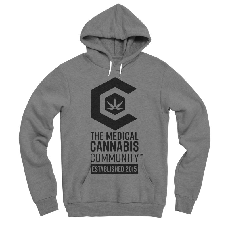 The Medical Cannabis Community Women's Pullover Hoody by The Medical Cannabis Community