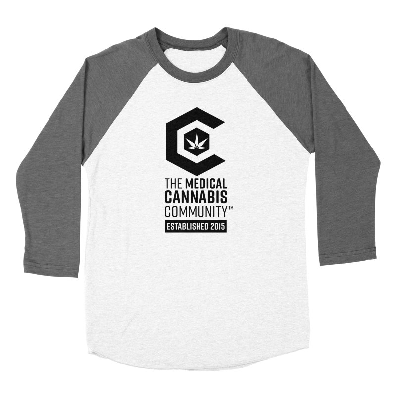 The Medical Cannabis Community Women's Longsleeve T-Shirt by The Medical Cannabis Community