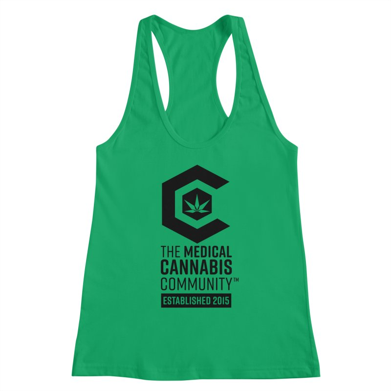 The Medical Cannabis Community Women's Tank by The Medical Cannabis Community