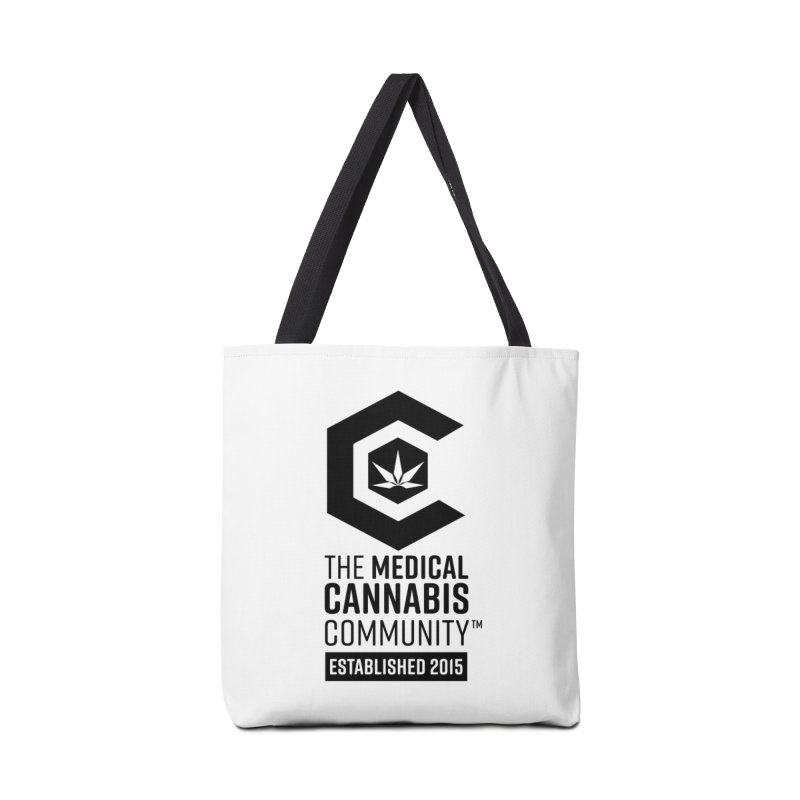The Medical Cannabis Community Accessories Tote Bag Bag by The Medical Cannabis Community