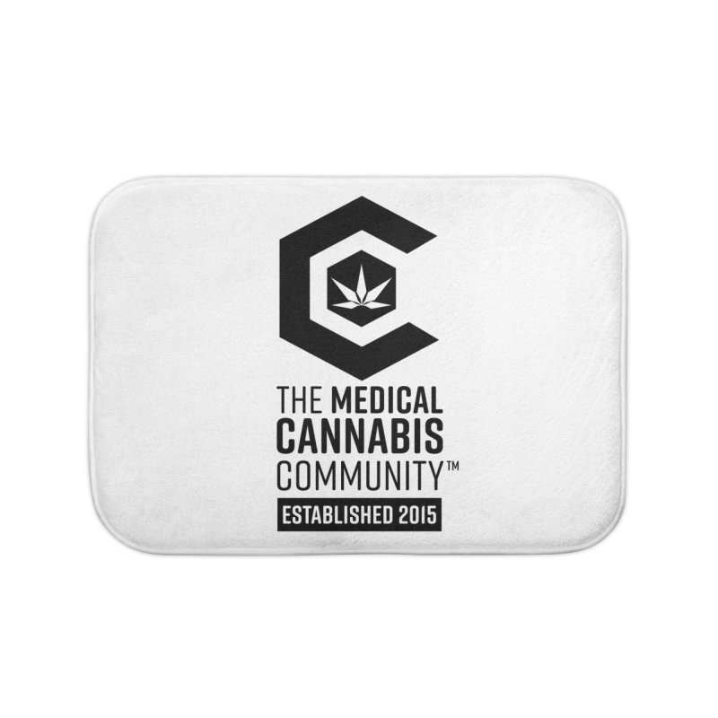The Medical Cannabis Community Home Bath Mat by The Medical Cannabis Community
