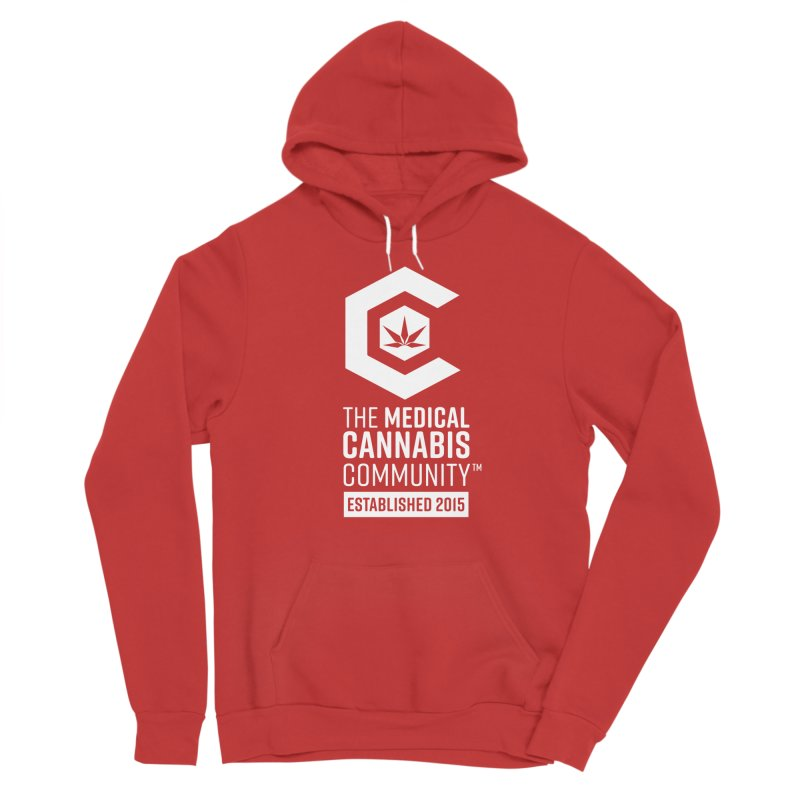 The Medical Cannabis Community Women's Pullover Hoody by The Medical Cannabis Community