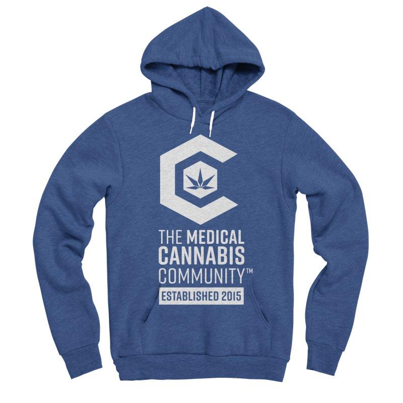 The Medical Cannabis Community Women's Sponge Fleece Pullover Hoody by The Medical Cannabis Community