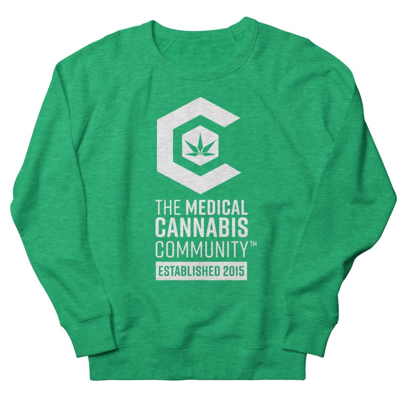 The Medical Cannabis Community Women's Sweatshirt by The Medical Cannabis Community