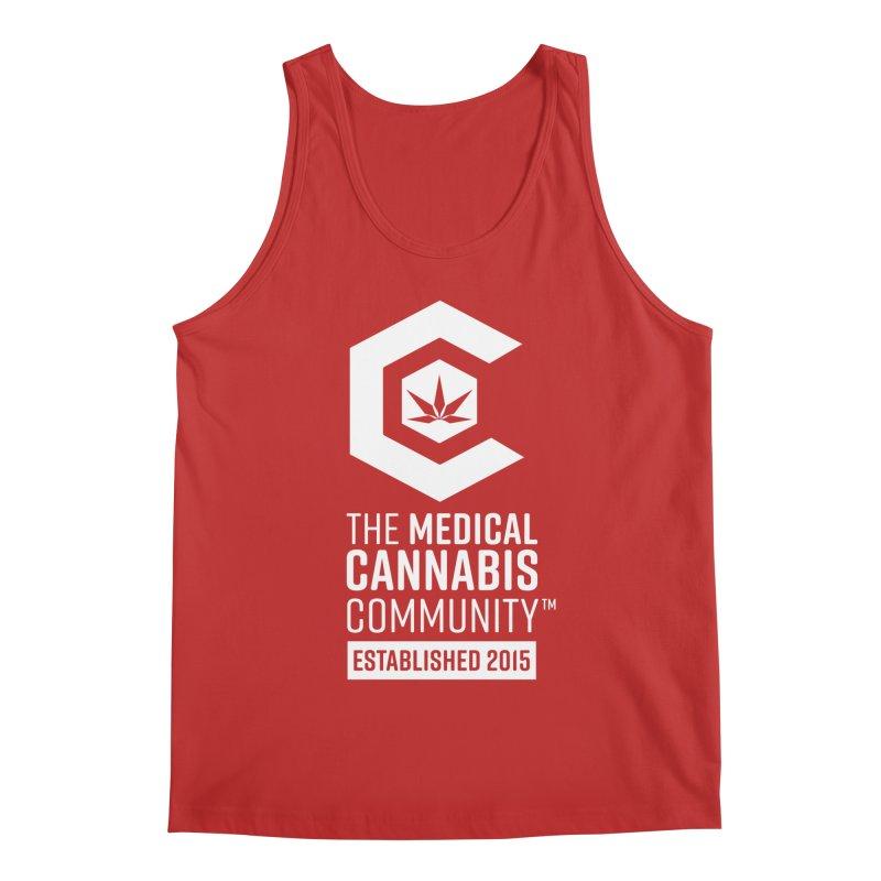 The Medical Cannabis Community Men's Regular Tank by The Medical Cannabis Community