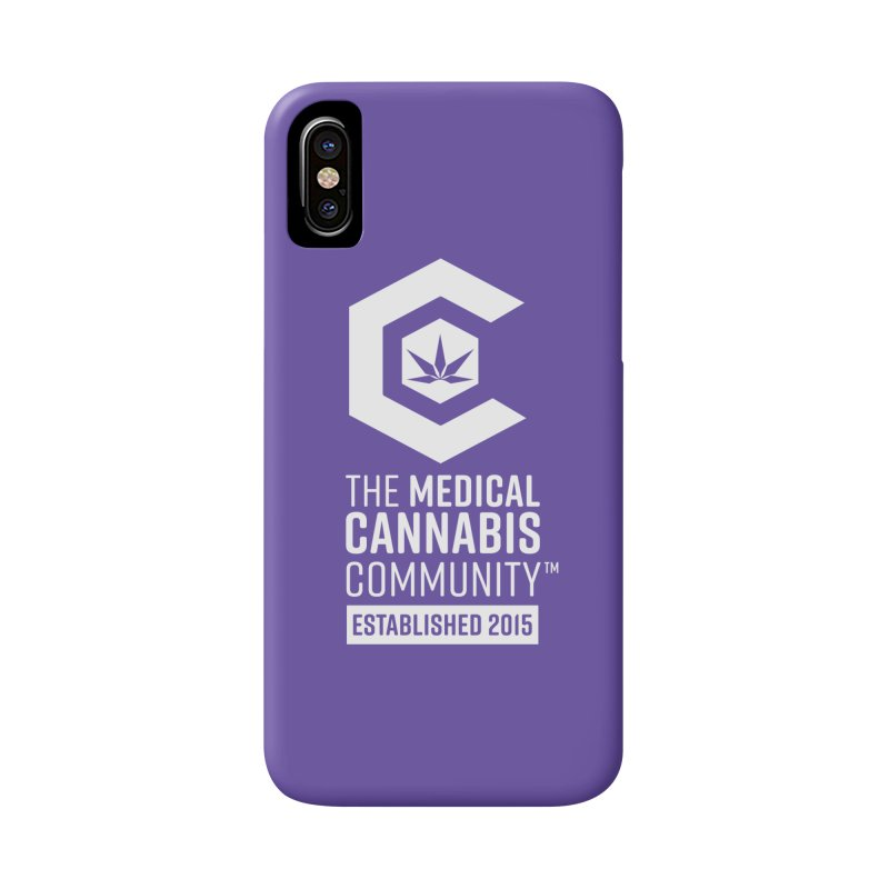 The Medical Cannabis Community Accessories Phone Case by The Medical Cannabis Community