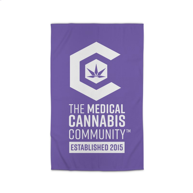 The Medical Cannabis Community Home Rug by The Medical Cannabis Community