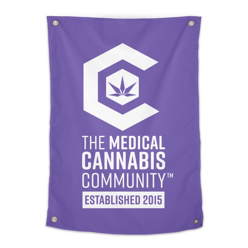 The Medical Cannabis Community Home Tapestry by The Medical Cannabis Community