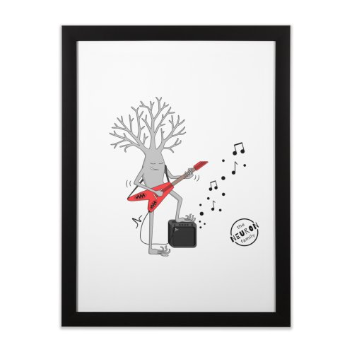 image for Electric Guitar Neuron