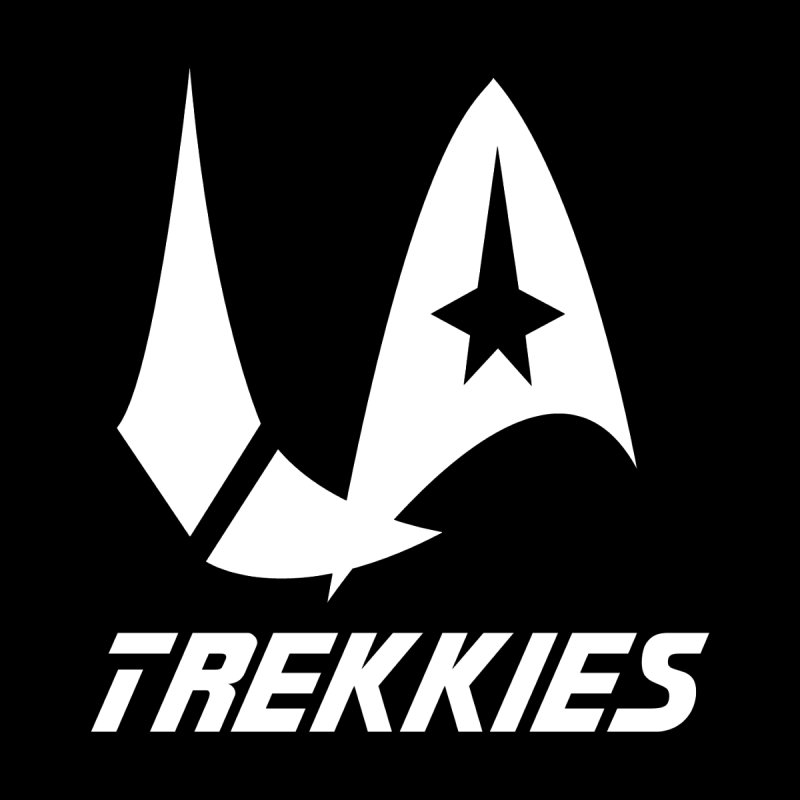 LA Trekkies (White) Men's Pullover Hoody by The Night Time Show Shop