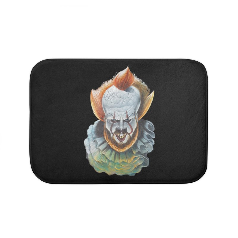You'll Float to The Night Time Show! Home Bath Mat by The Night Time Show Shop