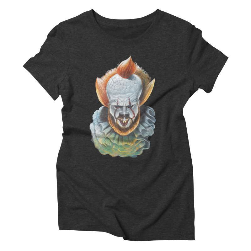 You'll Float to The Night Time Show! Women's Triblend T-Shirt by The Night Time Show Shop