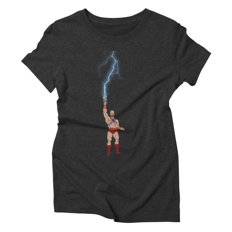 I have the DONUTS! Women's Triblend T-Shirt by The Night Time Show Shop