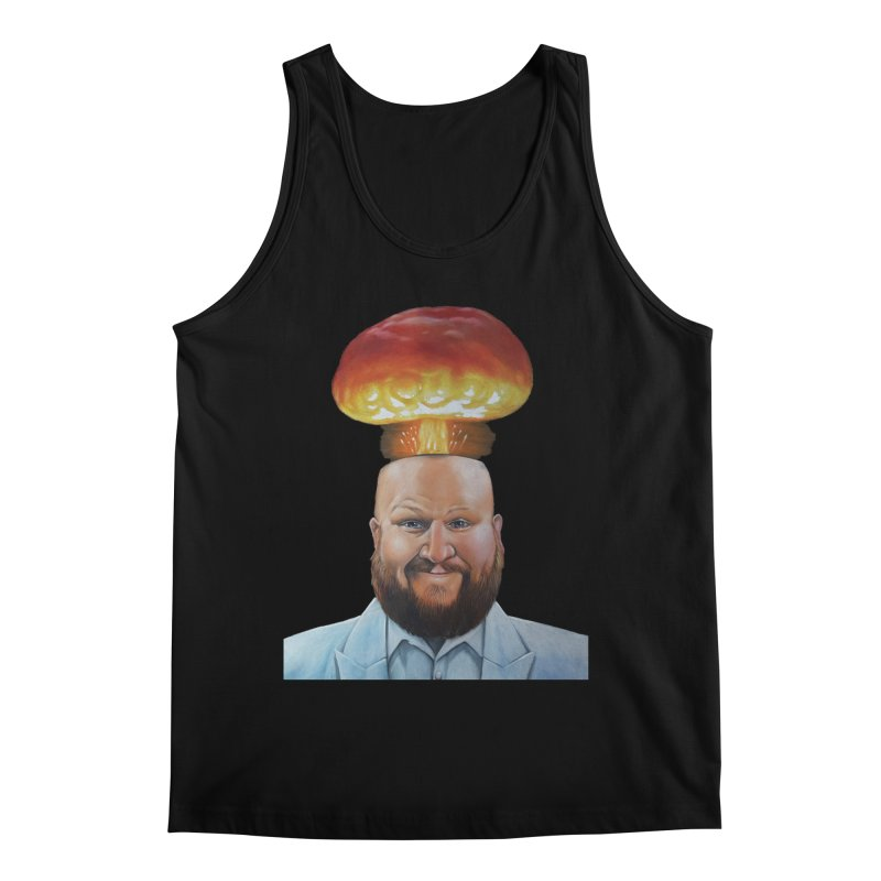 MIND BLOWN! Men's Tank by The Night Time Show Shop
