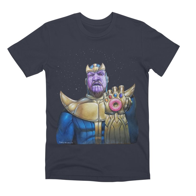 Infinity Glickman Men's Premium T-Shirt by The Night Time Show Shop