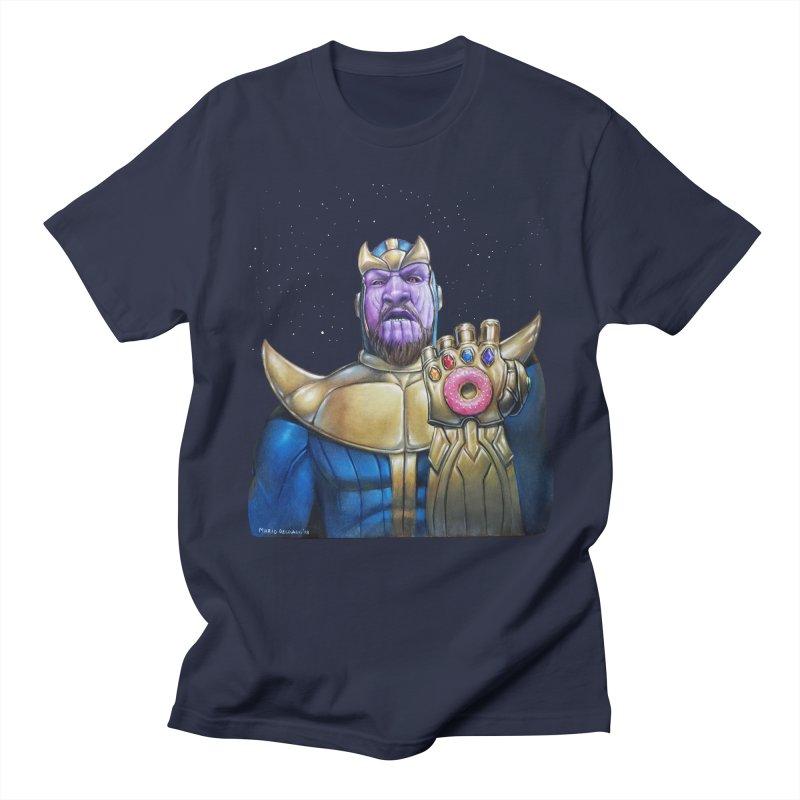 Infinity Glickman Men's Regular T-Shirt by The Night Time Show Shop