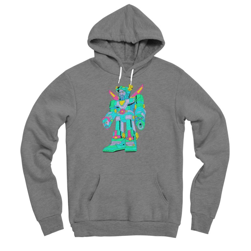 Voltron Glickman Men's Pullover Hoody by The Night Time Show Shop