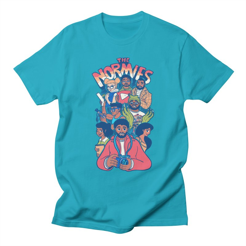 The Crew Crew Men's T-Shirt by The Normies' Merch Shop