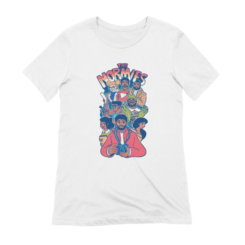 The Crew Crew Women's T-Shirt by The Normies' Merch Shop