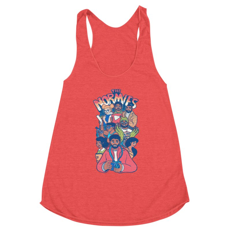 The Crew Crew Women's Tank by The Normies' Merch Shop