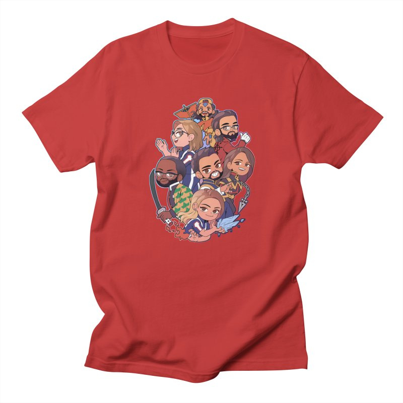 The Normies Fan Art Shirt Men's T-Shirt by The Normie's Merch Shop