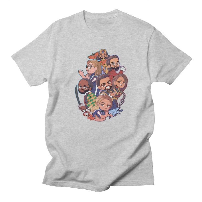 The Normies Fan Art Shirt Men's T-Shirt by The Normie's Merch Shop