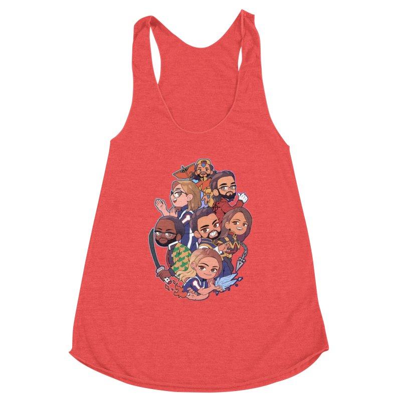 The Normies Fan Art Shirt Women's Tank by The Normie's Merch Shop