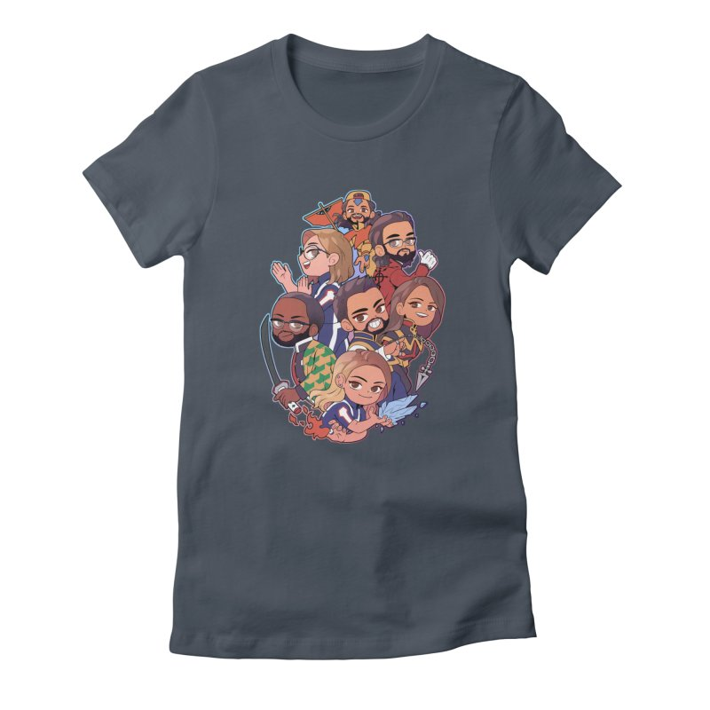 Cosplay Clique Women's T-Shirt by The Normies' Merch Shop