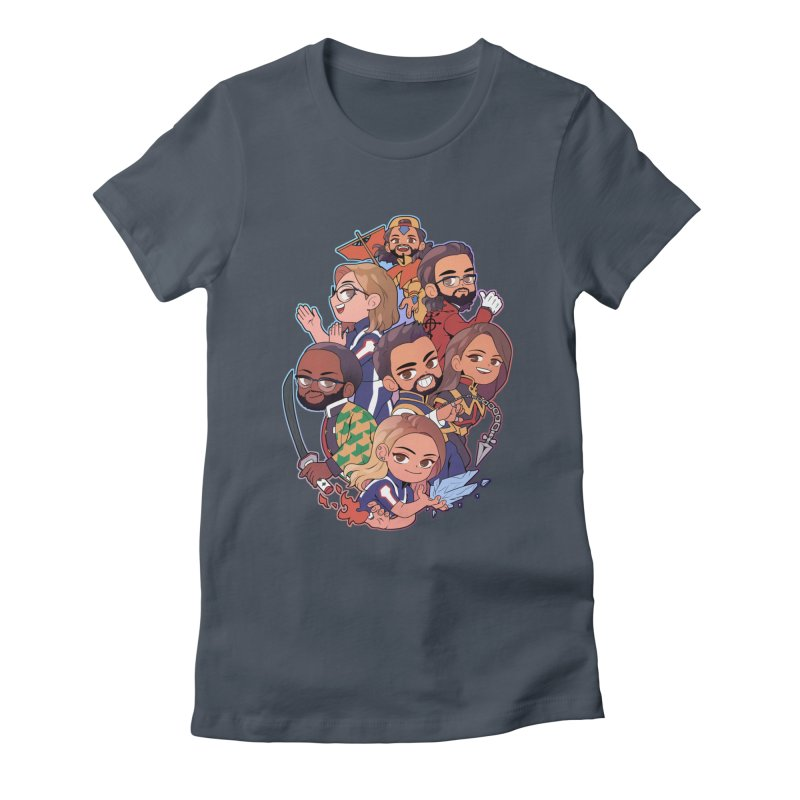 The Normies Fan Art Shirt Women's T-Shirt by The Normie's Merch Shop