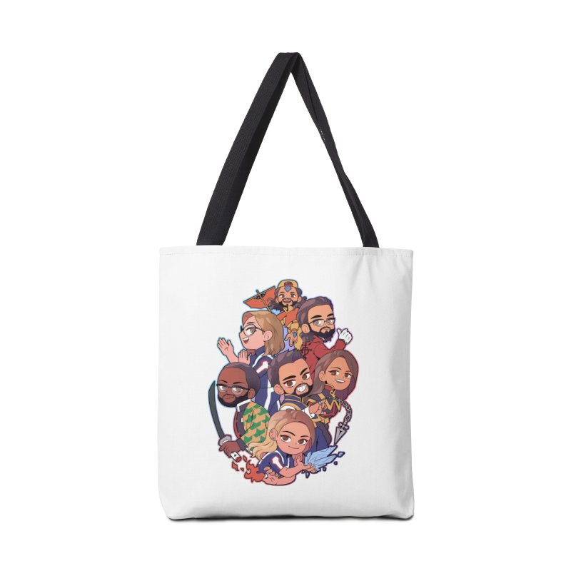 The Normies Fan Art Shirt Accessories Bag by The Normie's Merch Shop