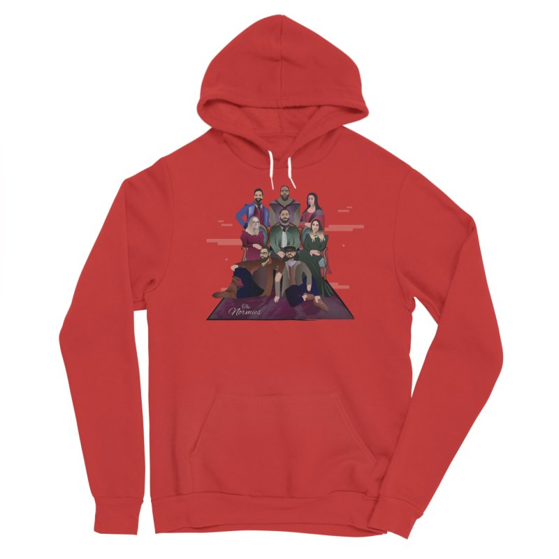 The Normies Renaissance Men's Pullover Hoody by The Normie's Merch Shop