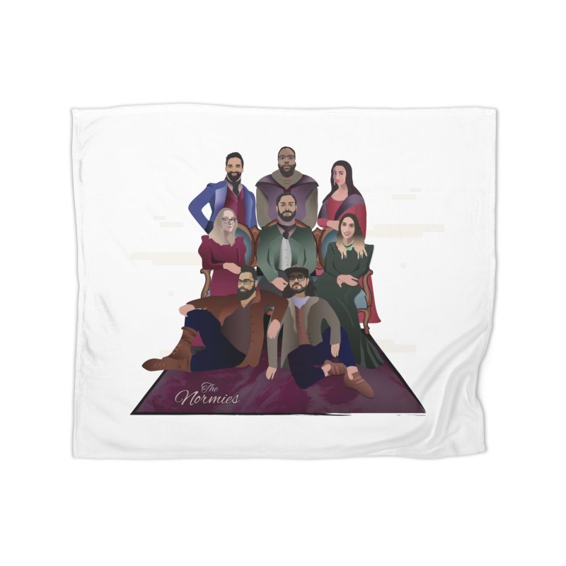 The Normies Renaissance Home Blanket by The Normie's Merch Shop