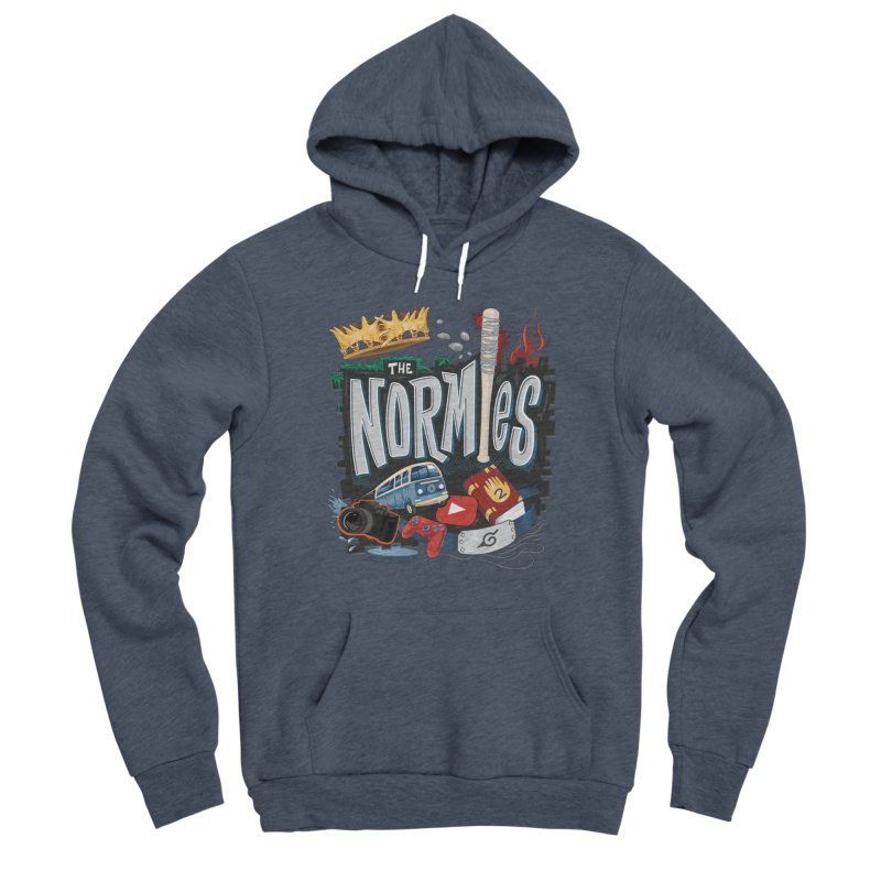 Normies Empire Women's Pullover Hoody by The Normie's Merch Shop
