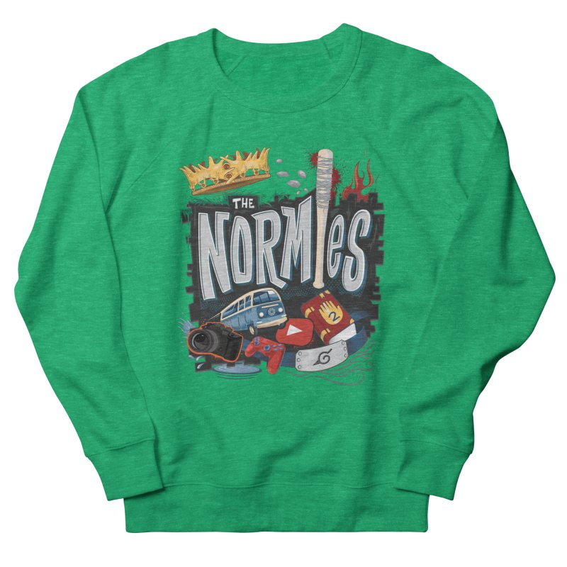 Normies Empire Women's Sweatshirt by The Normie's Merch Shop