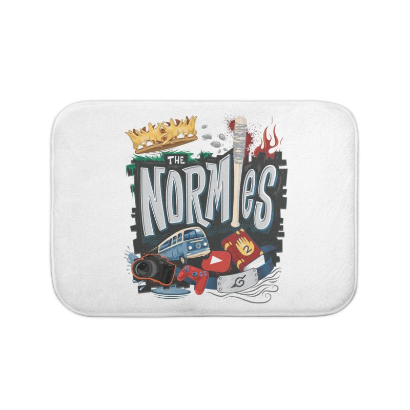 Normies Empire Home Bath Mat by The Normies' Merch Shop