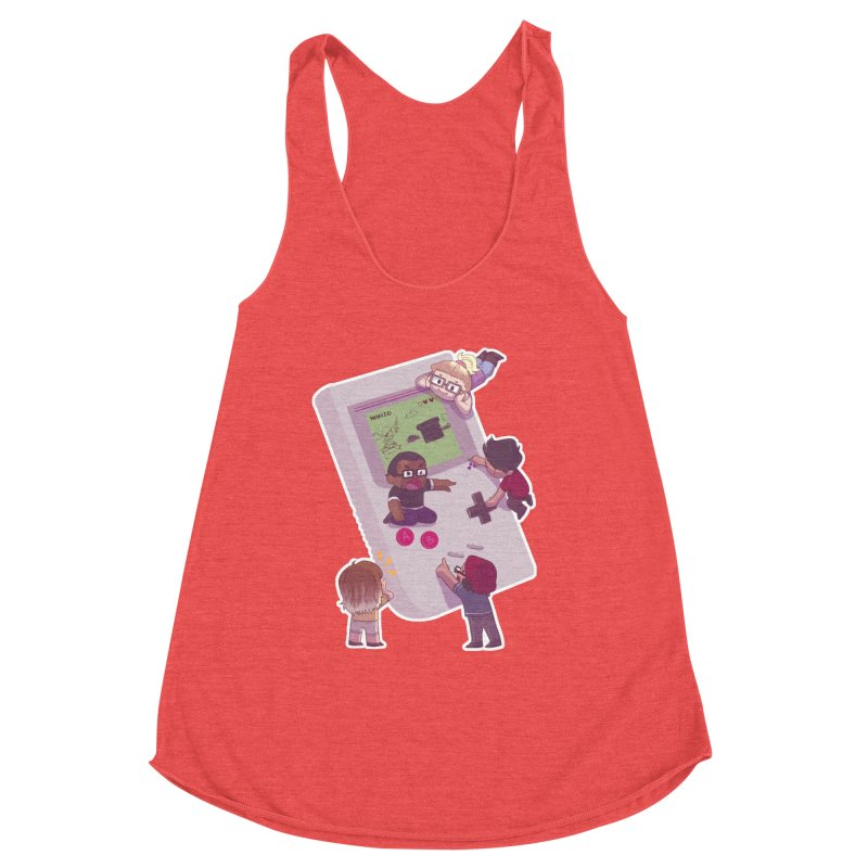 The Normies Gaming Women's Tank by The Normie's Merch Shop