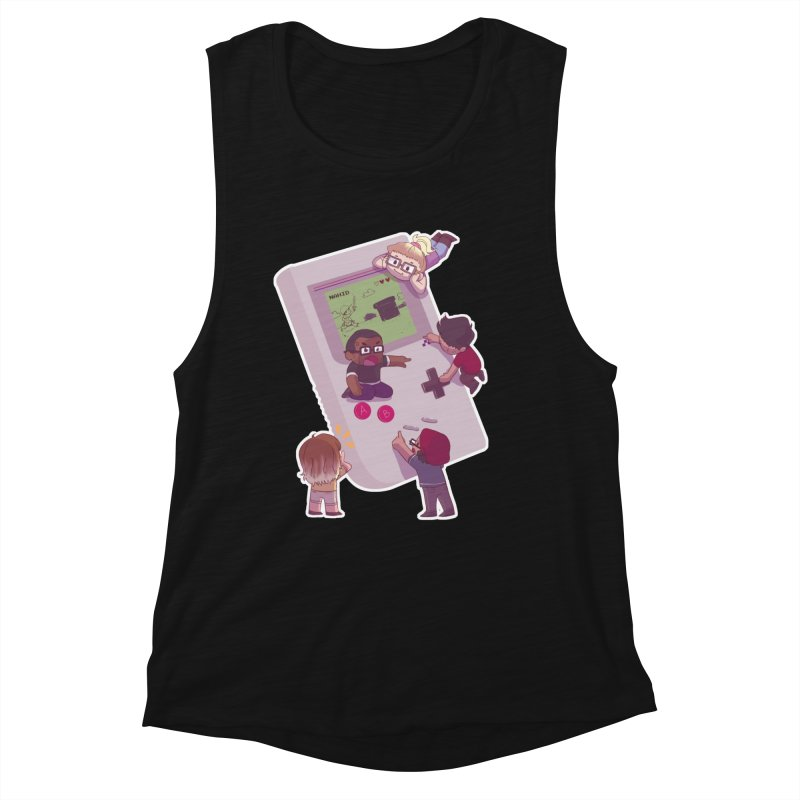 Nintendopes Women's Tank by The Normies' Merch Shop