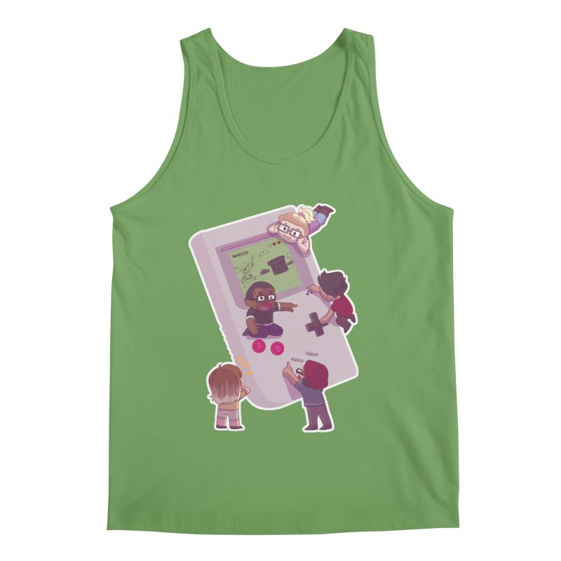 The Normies Gaming Men's Tank by The Normie's Merch Shop